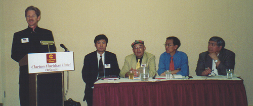 Left to right, Jack Churchward, Bache, Erkin Alptekin, Bhuchung Tsering, Sebo Koh